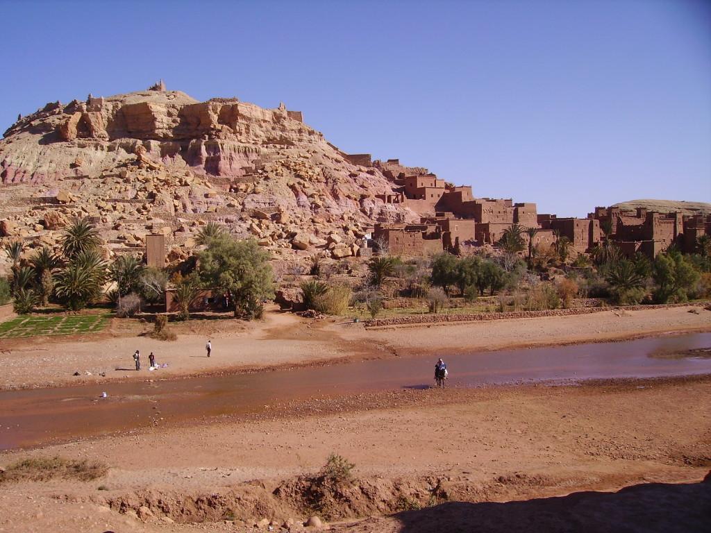 Kasbah, Marocco