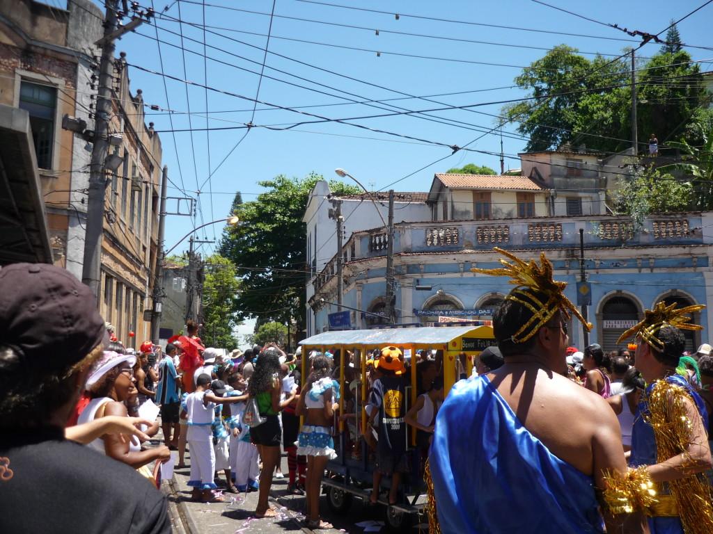 Santa Teresa, Carnevale, Rio