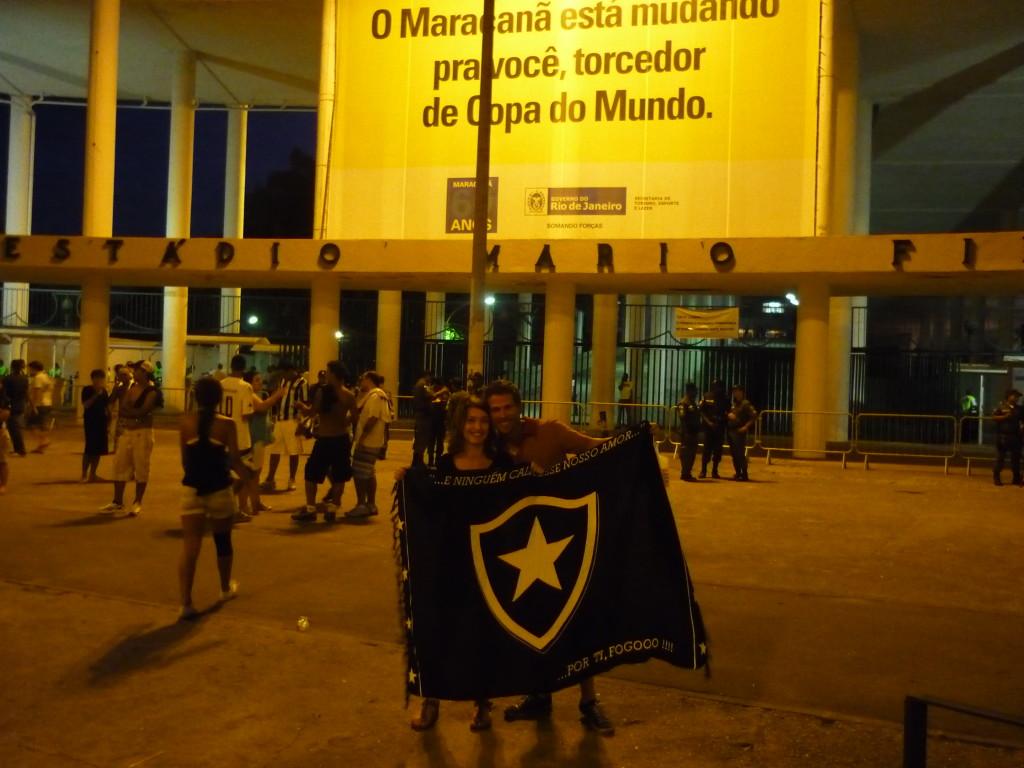 Maracana, Brasile