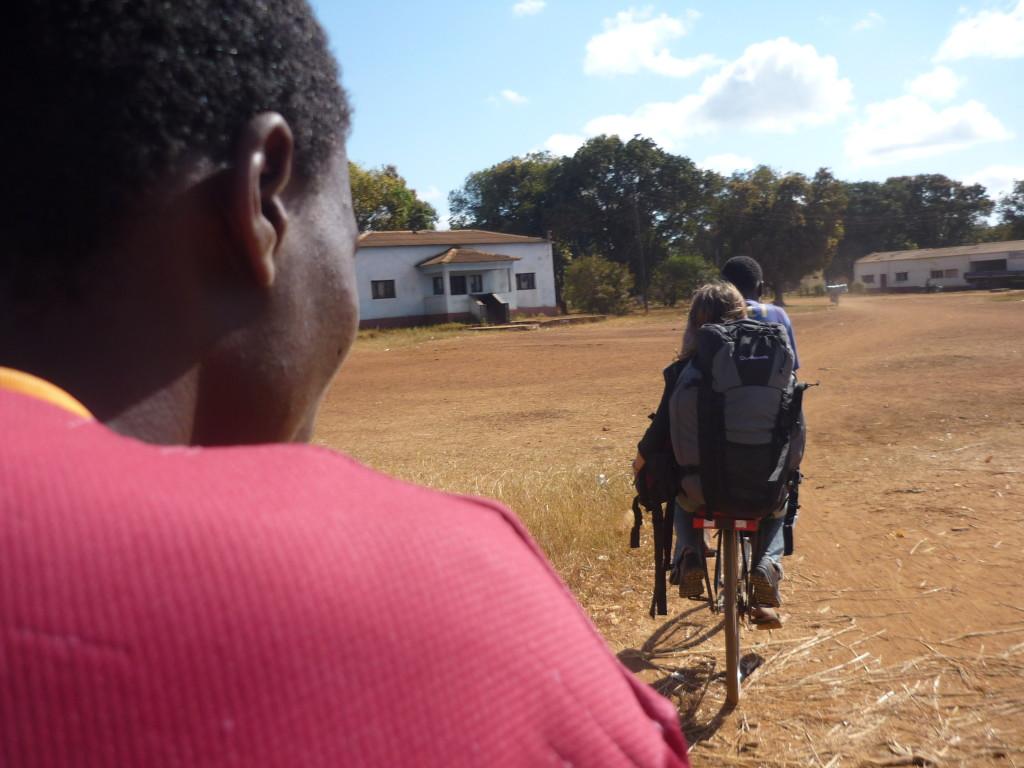 Confine Malawi, Mozambico
