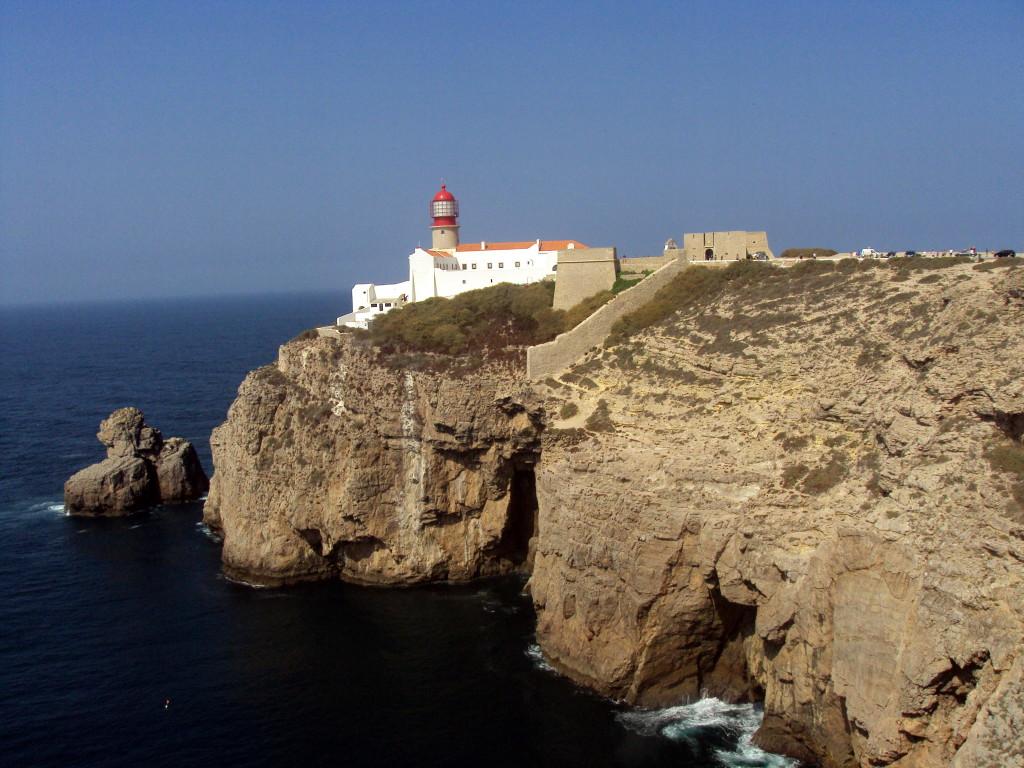 Scogliera, Faro, Sao Vicente