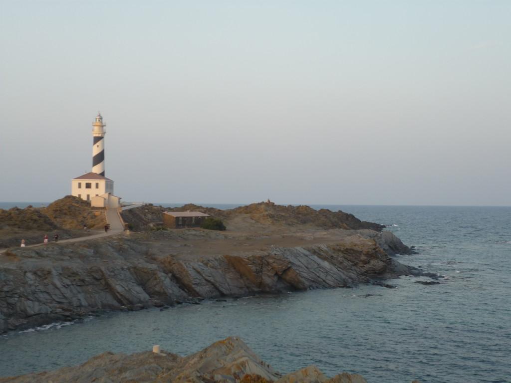 Far de Favatrix, Minorca