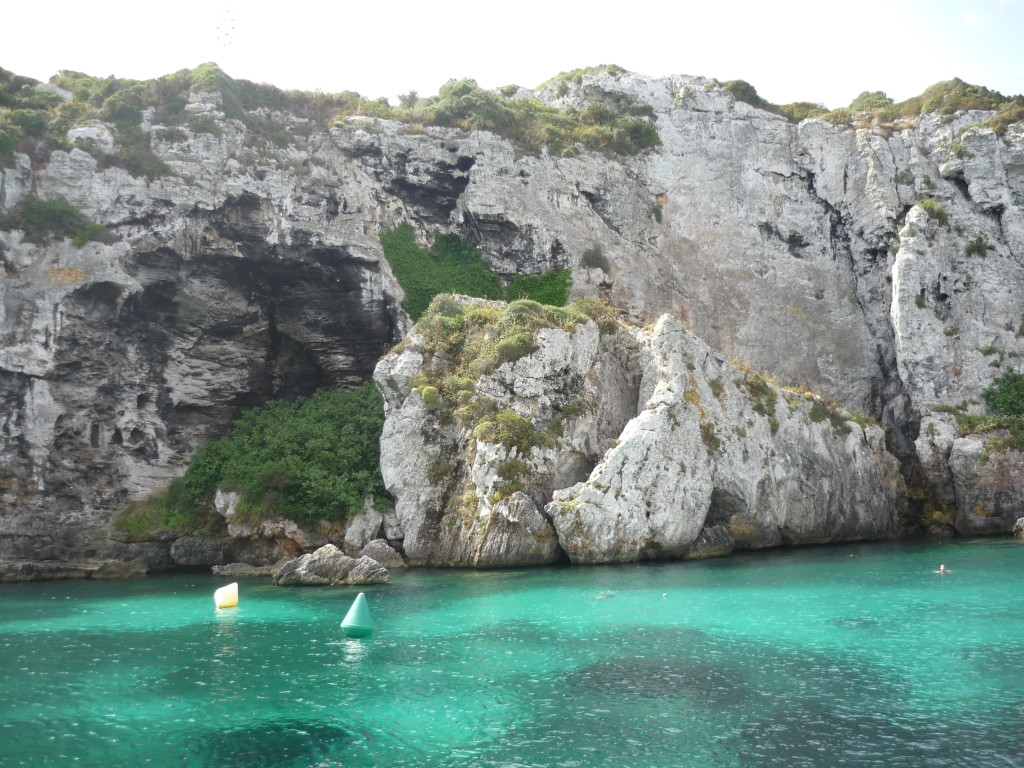 Cala Coves, Minorca