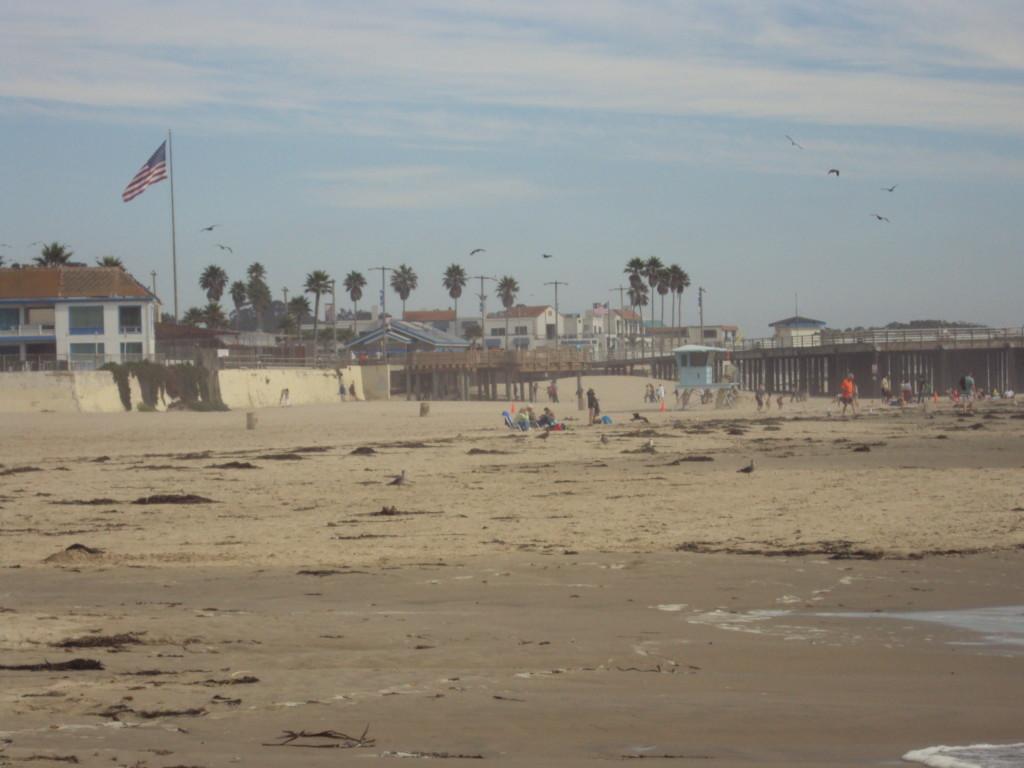 Spiaggia, Pismo Beach