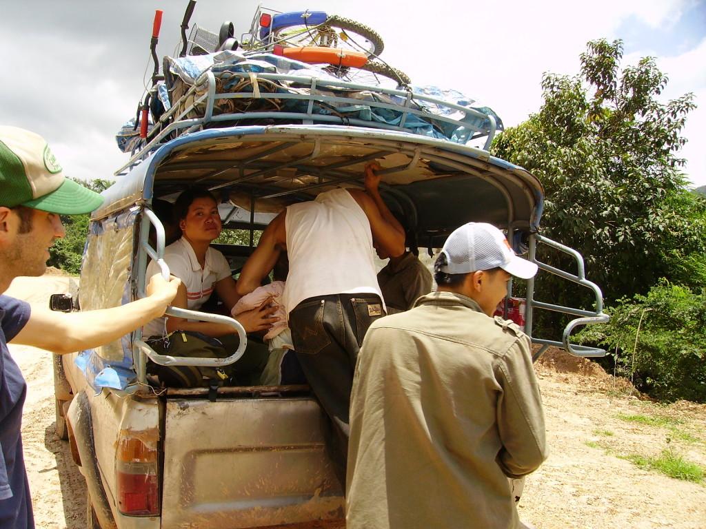 Jungla, Laos