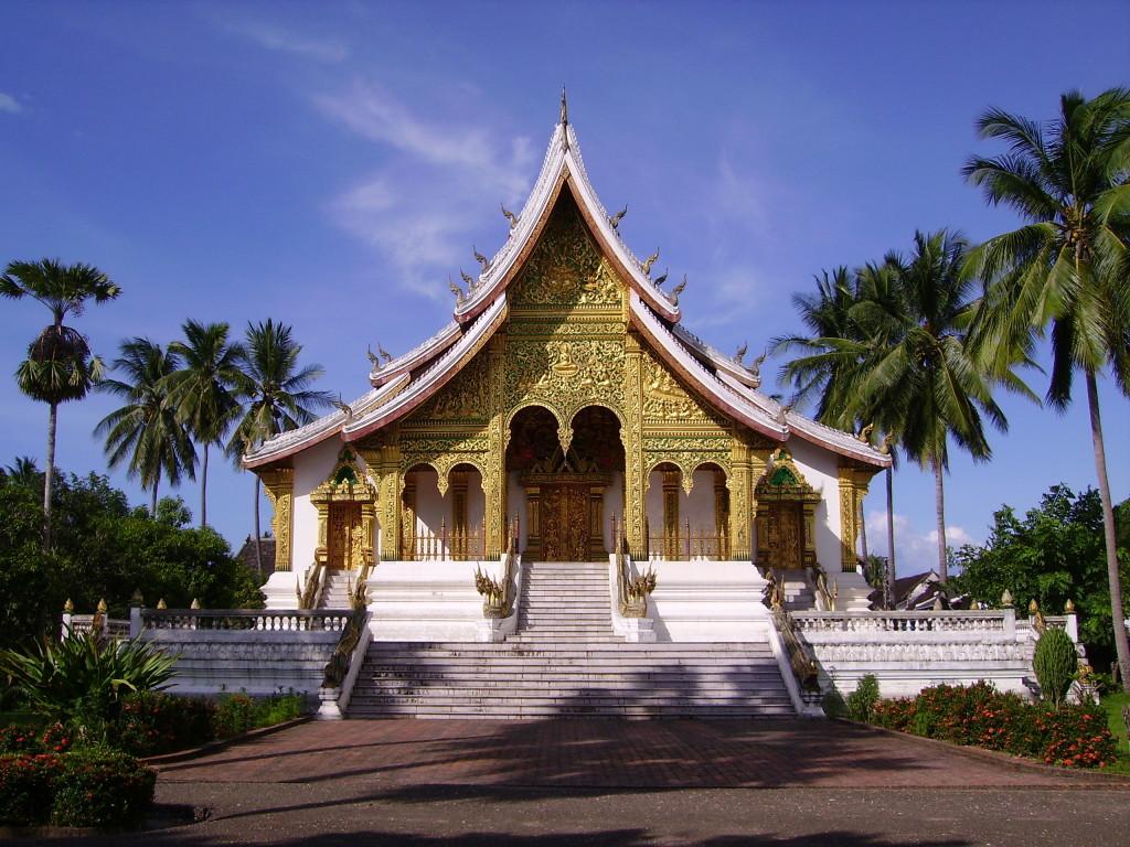 Tempio, Pagoda, Laos