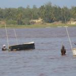 Lac Rose, Senegal
