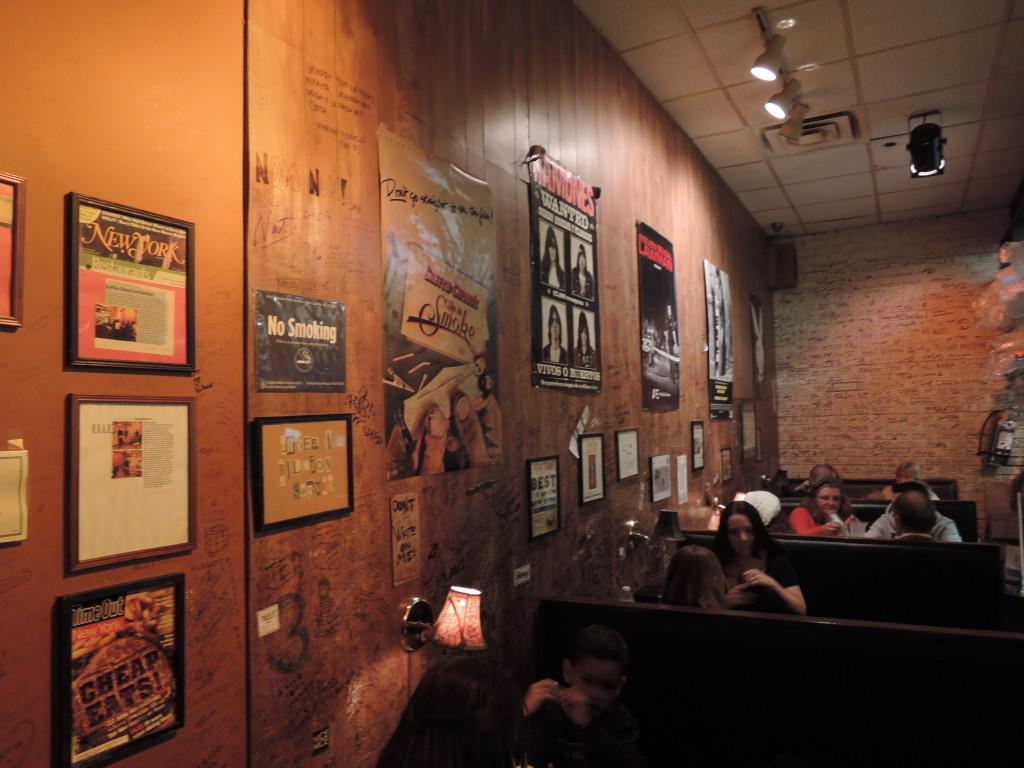 Hamburger, New York