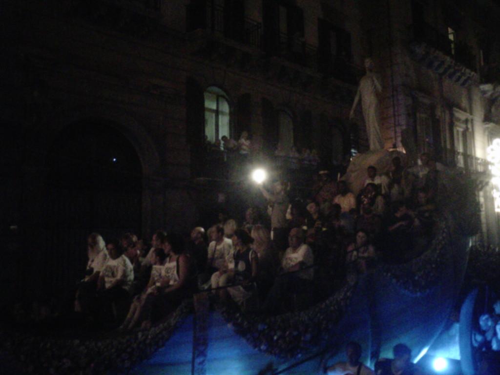 Santa Rosalia, Palermo