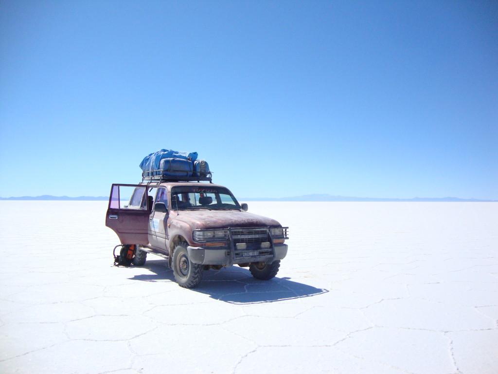 Lago Salato, Bolivia