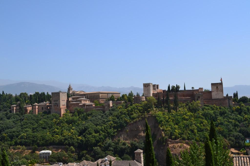 Granda, Andalusia