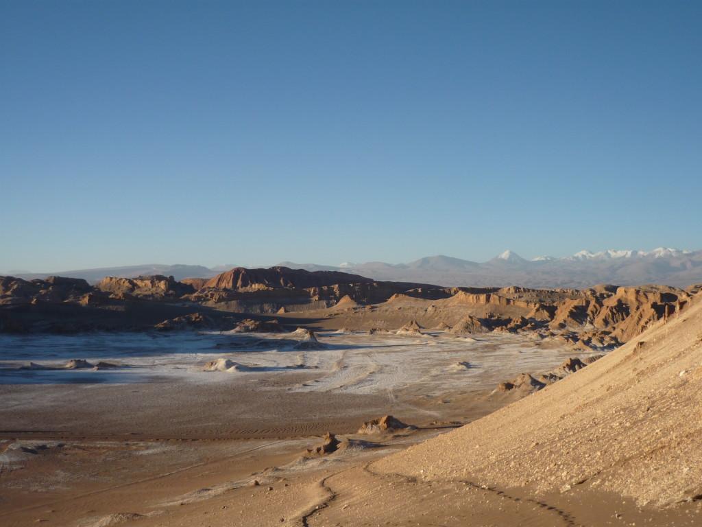 San Pedro Atacama, Deserto