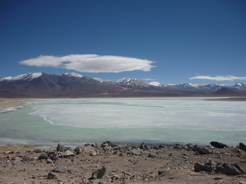 Laguna Bianca, Bolivia