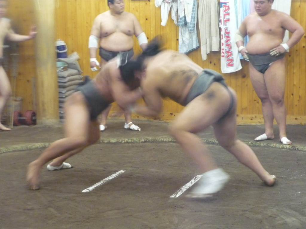 Sumo, Tokyo, Giappone