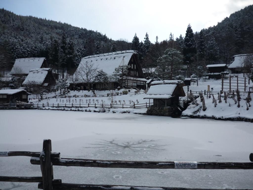 Villaggio Tradizionale, Takayama