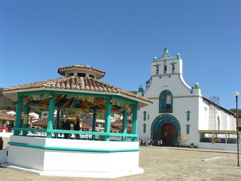 San Juan Chamula, messico