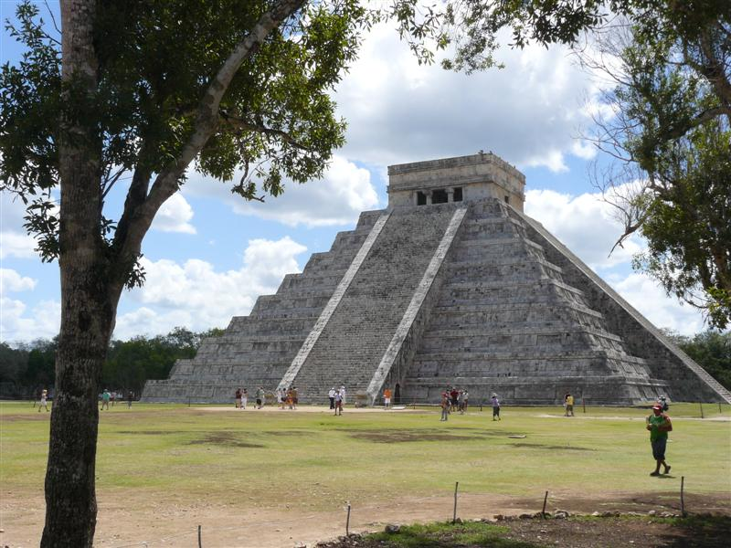 Chichen Itza, Messico