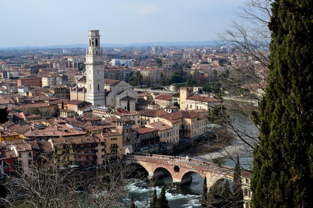 Verona, centro storico
