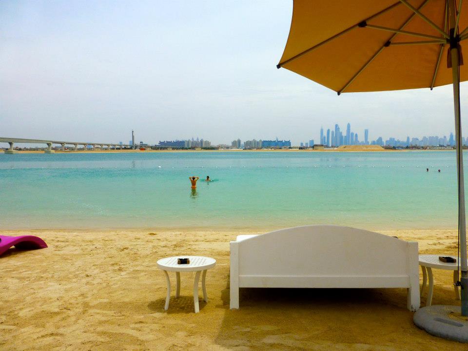 Spiaggia, Dubai