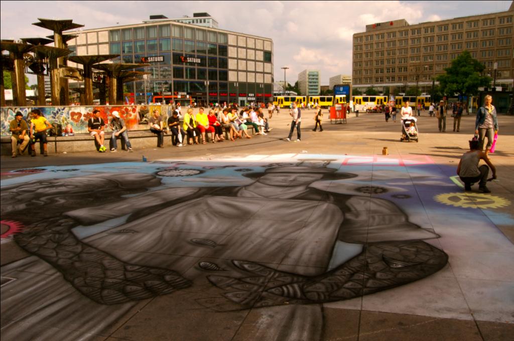 Alexander Platz, Berlino