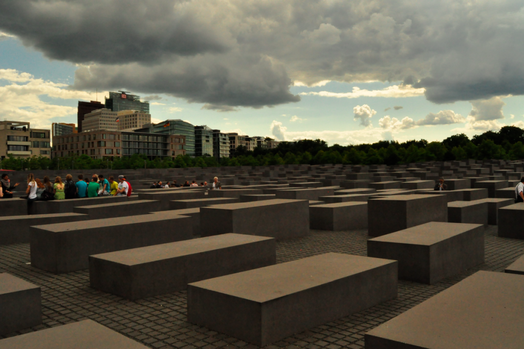 Memoriale Ebrei, Berlino
