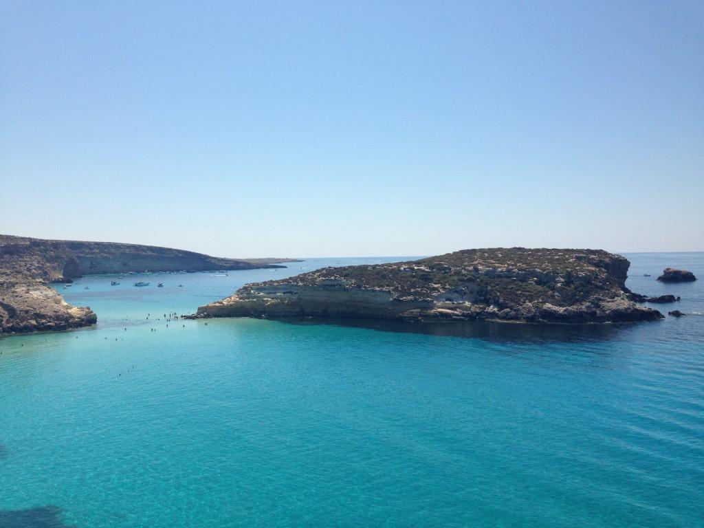 Spiaggia Conigli, Lampedusa