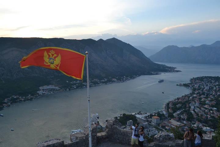 Baia di Kotor, Montenegro