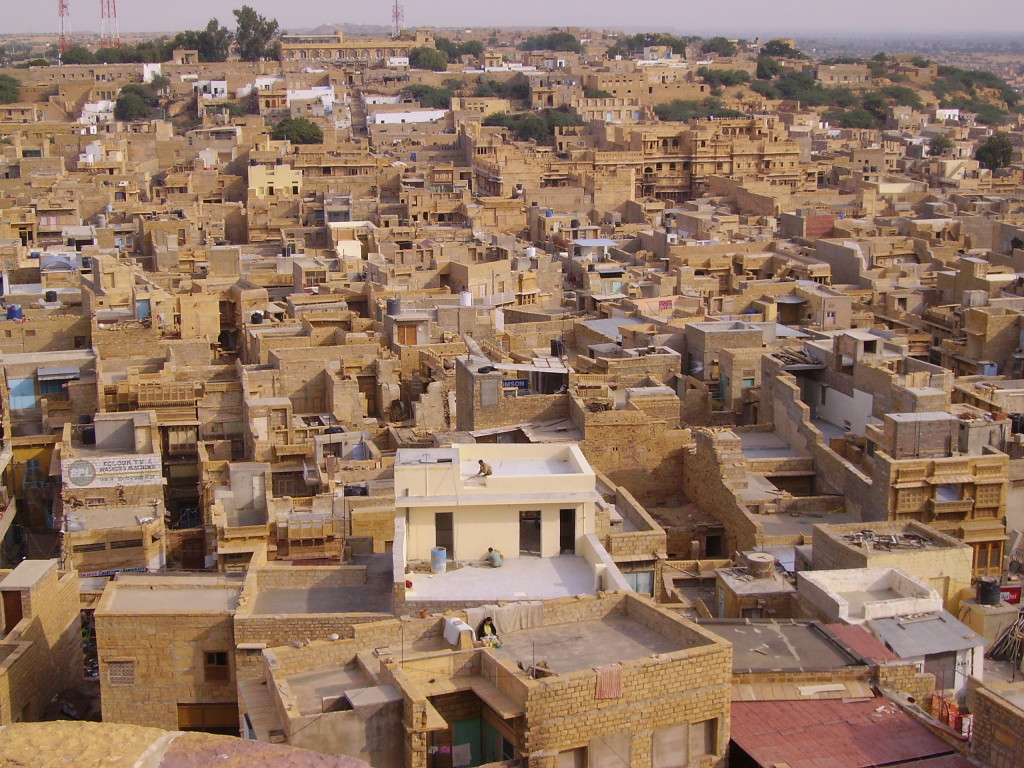 Jaisalmenr, India