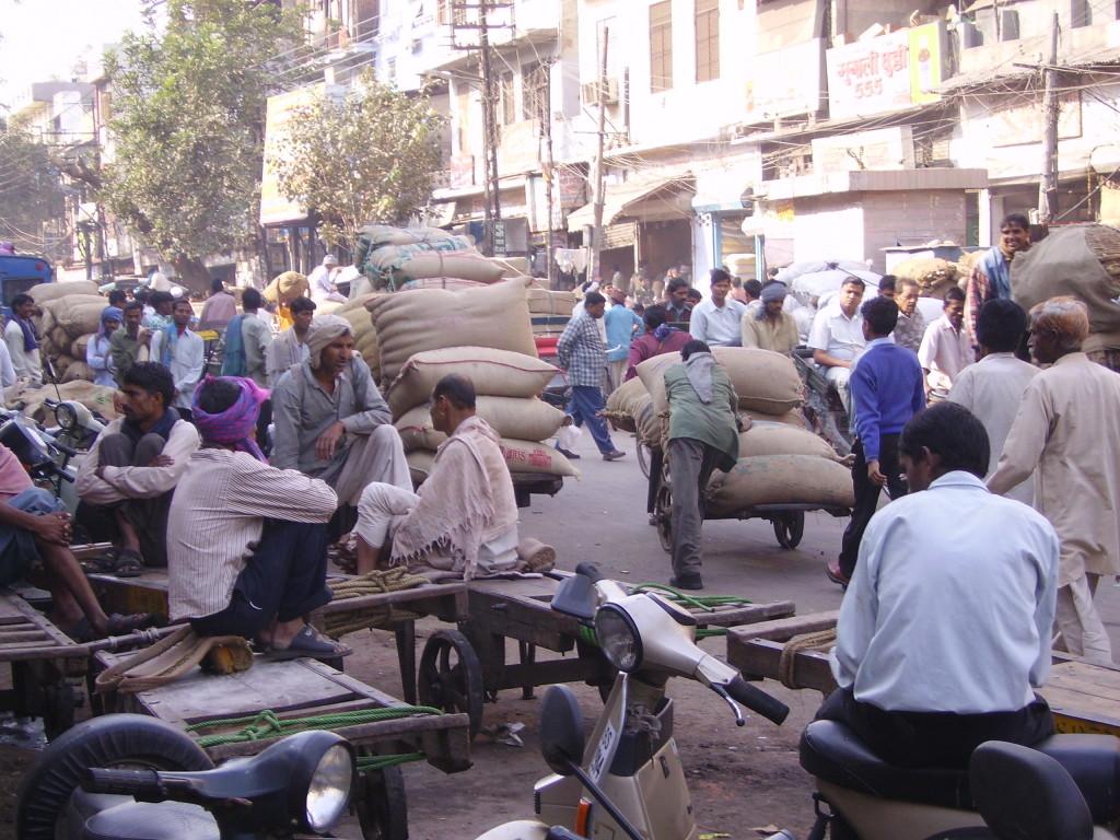 Mercato, Delhi