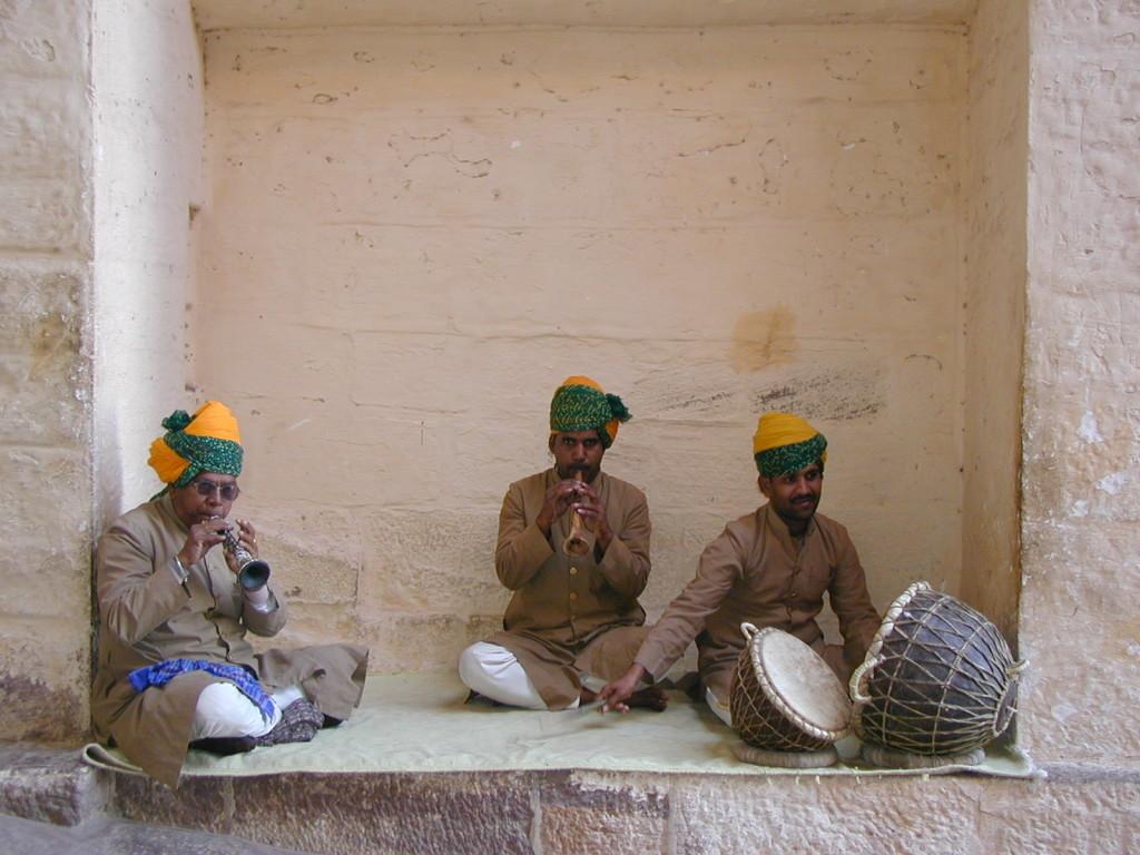 Suonatori, Rajasthan
