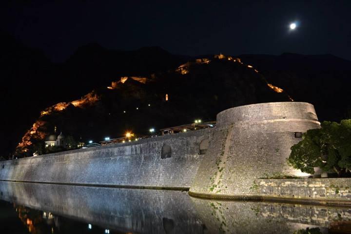 Castello, kotor, montenegro