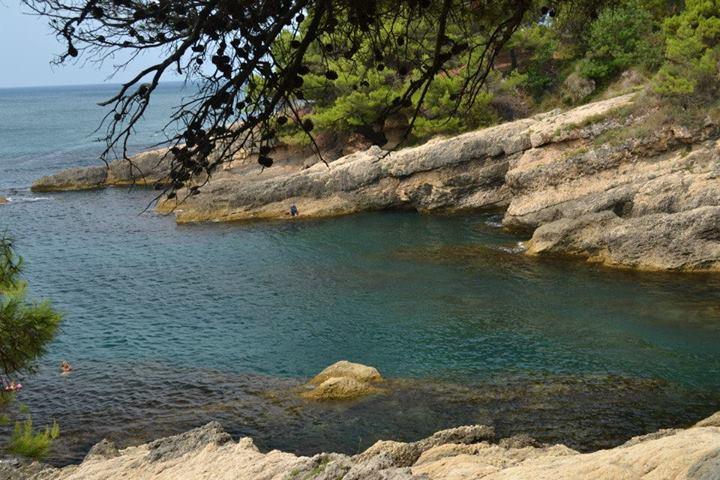 Spiaggia, Ulcinj, Montenegro