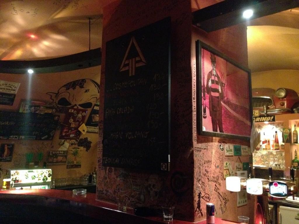 Bar, Praga