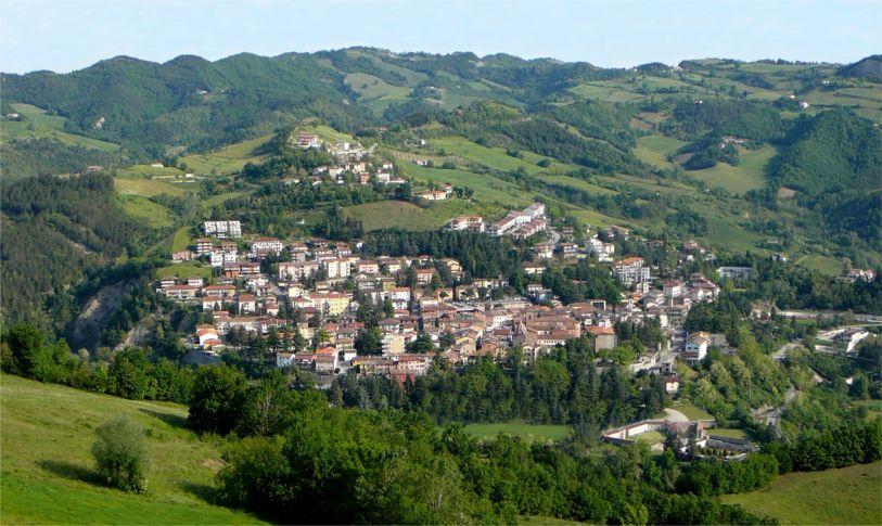 Colline, Sarsina