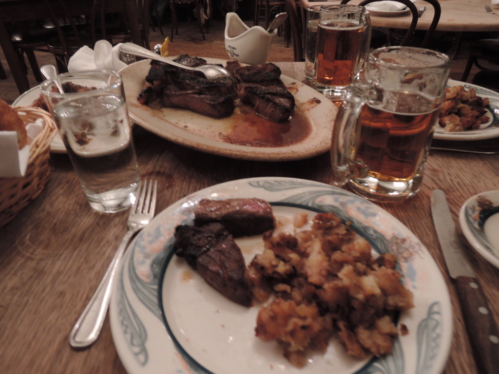 Peter Luger, Brooklyn