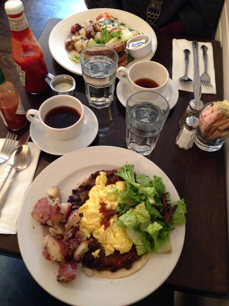 Brunch, New York