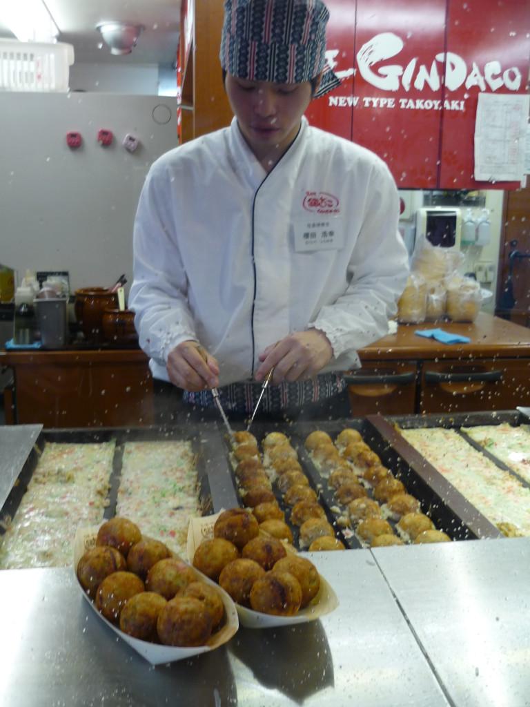 Steet Food, Giappone