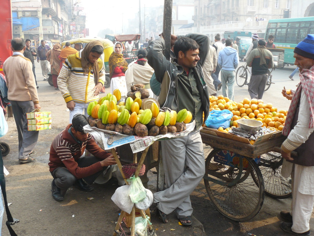 Delhi, Street Food