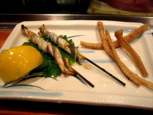 tempura, cibo, giappone