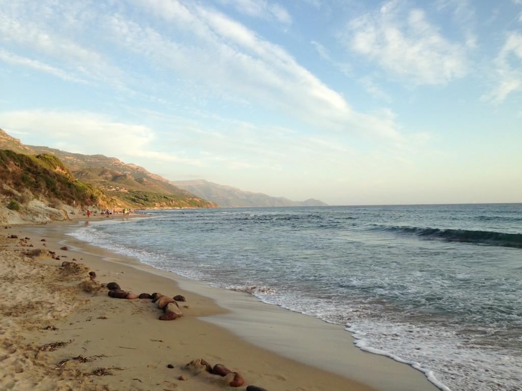 Spiaggia Speranza, Alghero