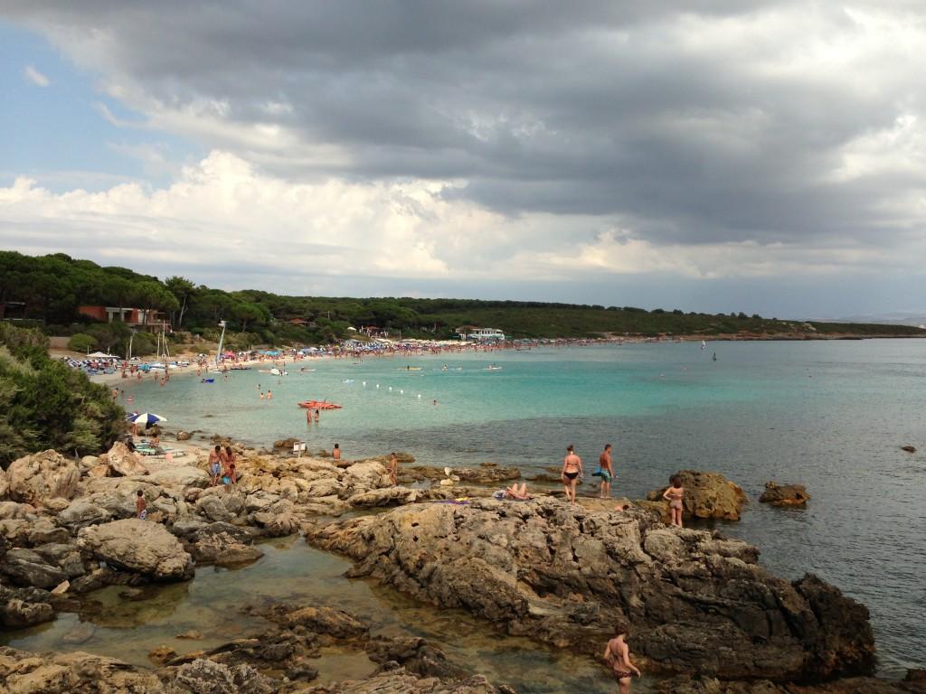 Spiaggia, Bombarde, Alghero