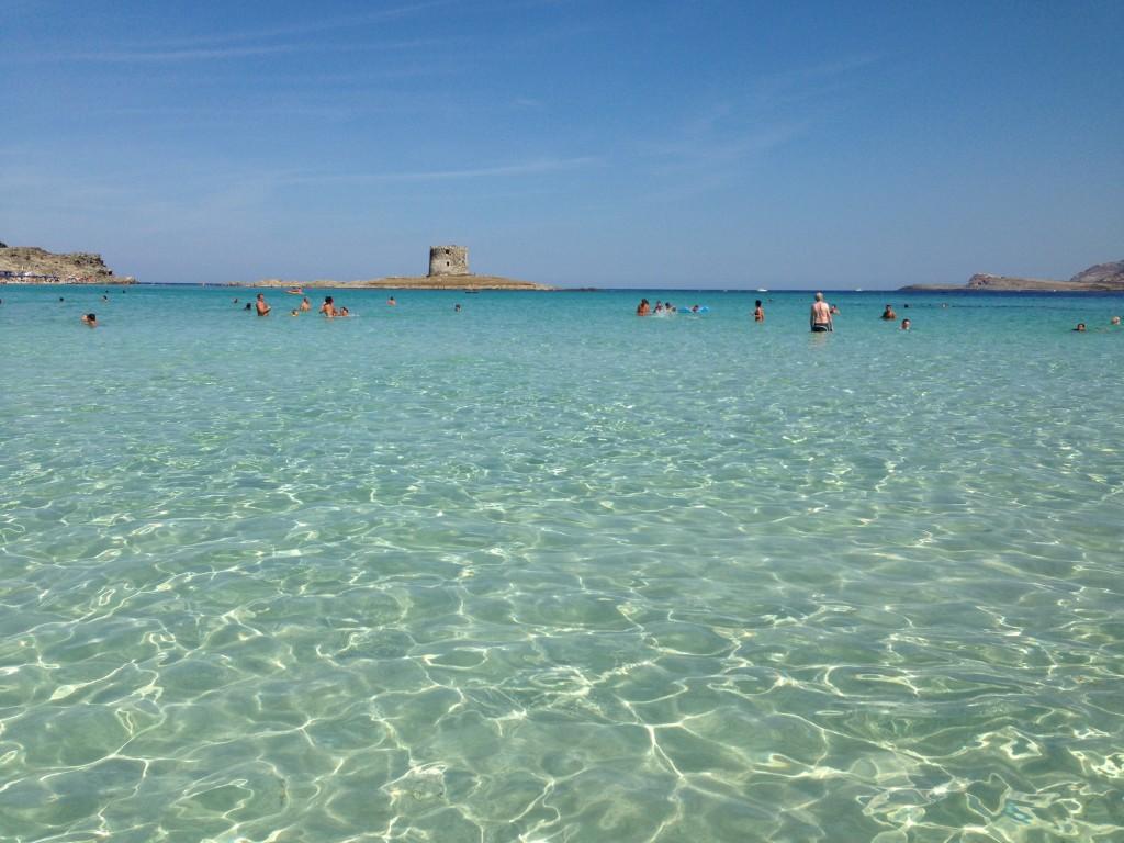 Stintino, Spiaggia, La pelosa