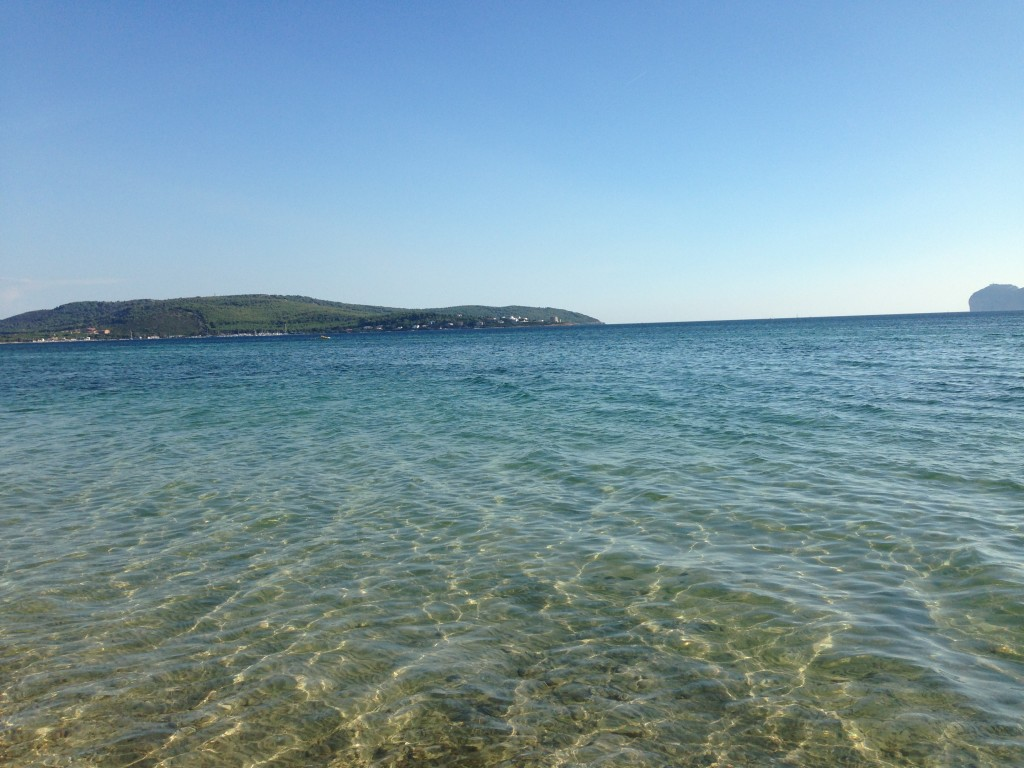 Spiaggia, Mugoni, Alghero