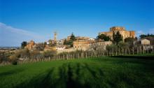 Santarcangelo, Romagna