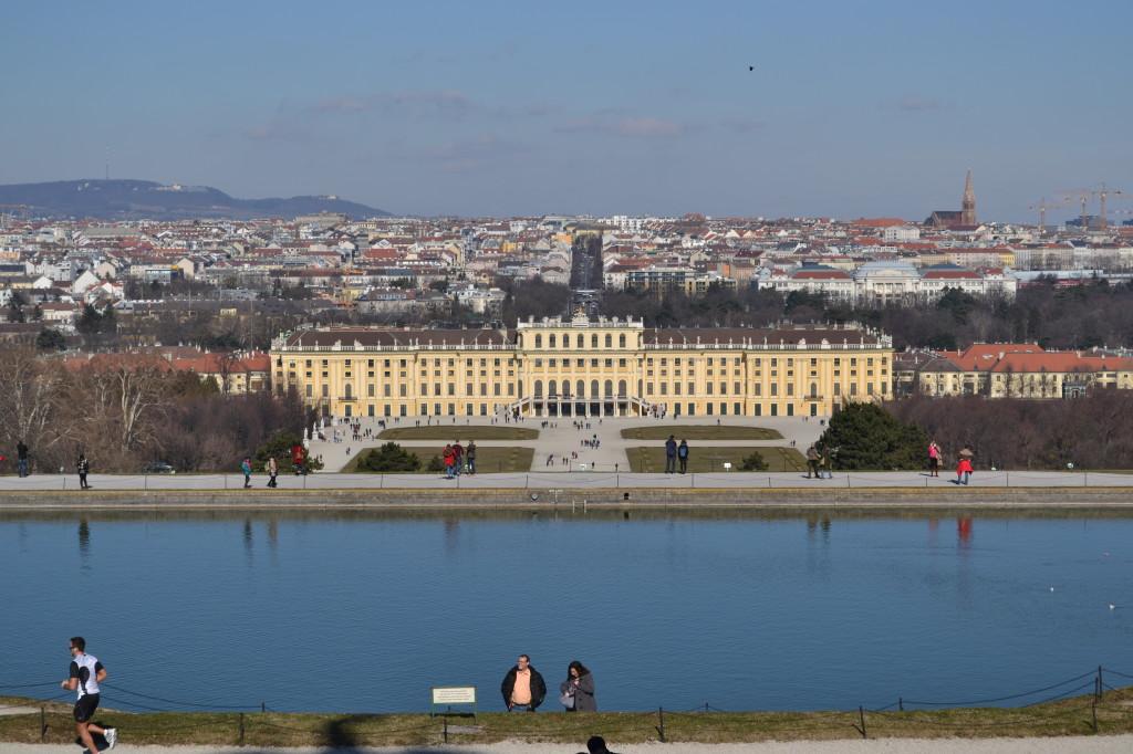 Schonbrun Schloss, Vienna