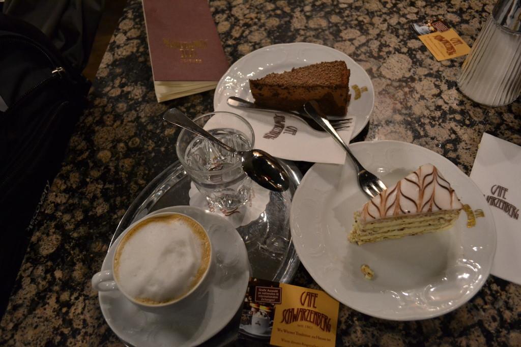 Cafè, Vienna