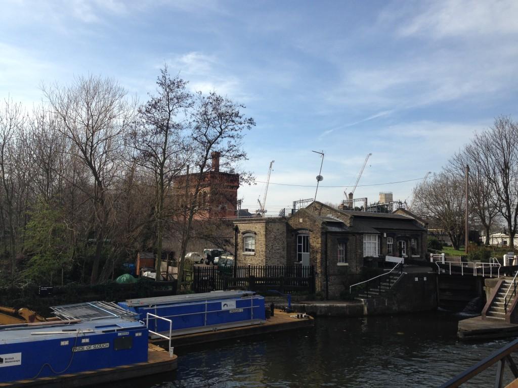 Regents Canal, Londra