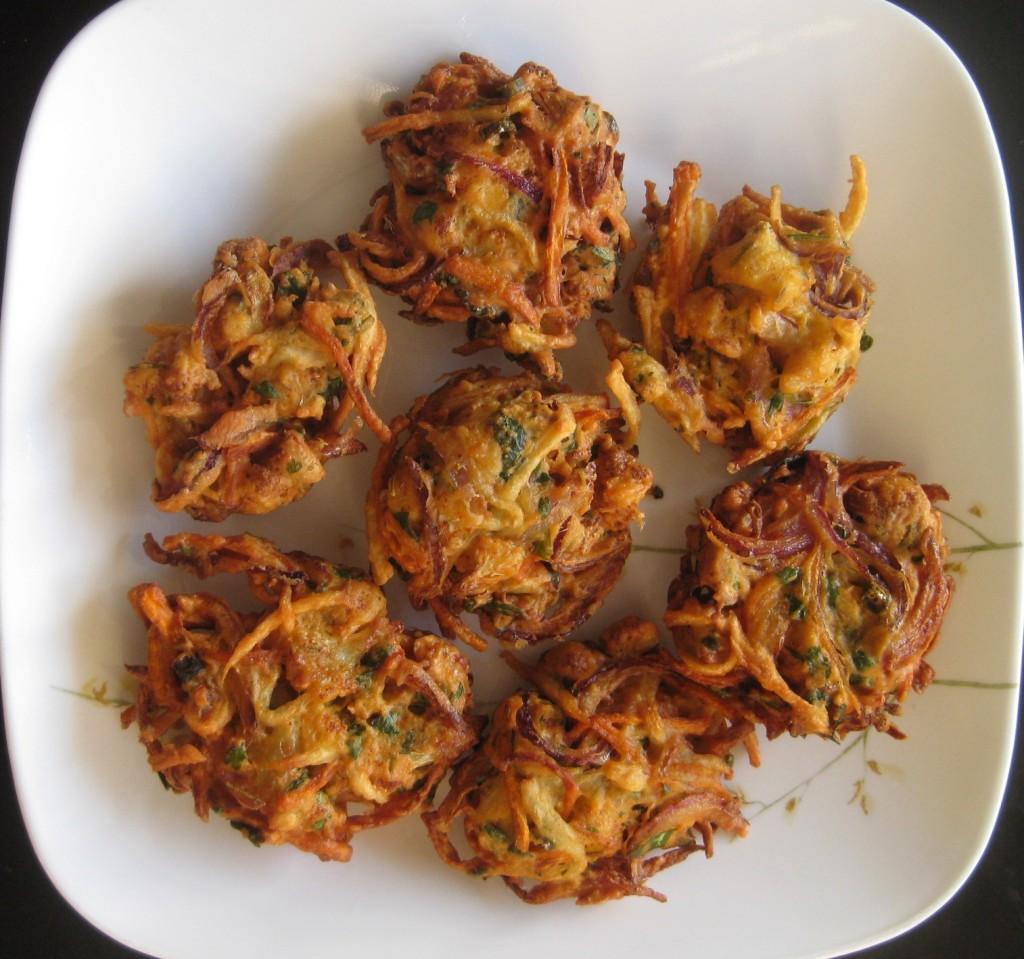 Pakora, Cucina, India