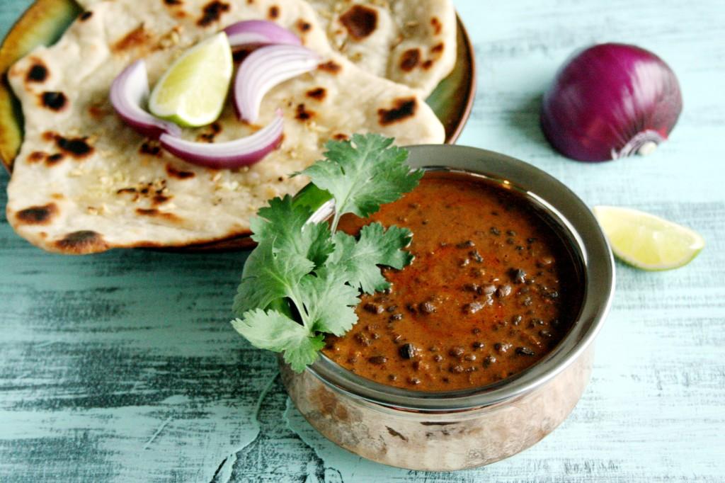 Dal Makhani, Cucina, India