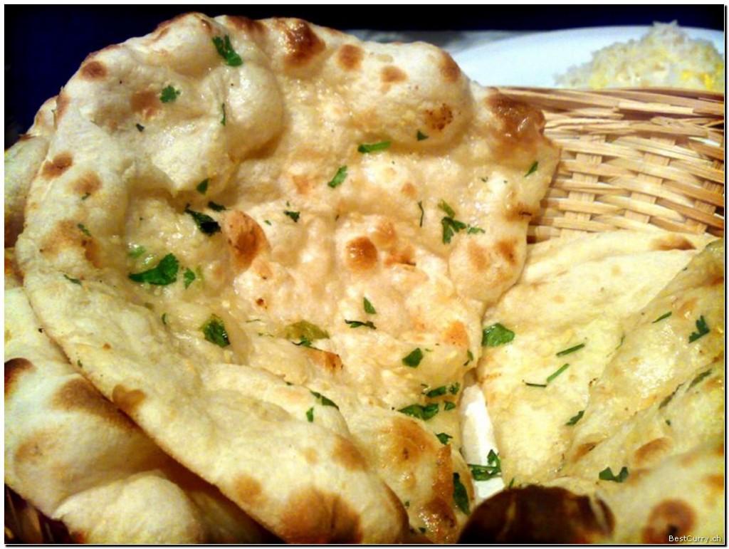 Naan, India Cucina